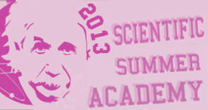 Scientific Summer Academy 2013